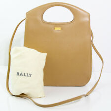 BEAUTIFUL BALLY BROWN MESSENGER BAG MADE IN ITALY EXCELLENT!