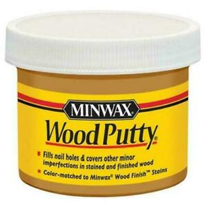 Minwax 13610000 Wood Putty, 3.75 Ounce, Natural Pine