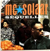 MC SOLAAR : SÉQUELLES - [ CD SINGLE ]
