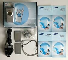 Samsung SGH-A300LITE Mobile Phone (Unlocked). In original box with accessories.