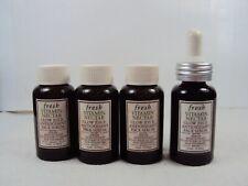 Lot Of 4 Fresh Vitamin Nectar Antioxidant Glow Juice Face Serum .5 Oz Each.