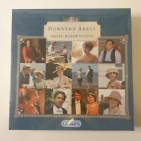 Gibsons Downton Abbey 1000 Pieces Photographic Jigsaw Puzzle New & Sealed