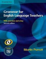 Grammar for English Language Teachers, Paperback by Parrott, Martin, Brand Ne...