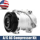 A/C AC Compressor For 2003-2006 2007 Honda Accord 2.4L CO 28003C 4710537
