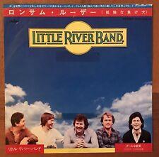 """Little River Band – Lonesome Loser / Cool Change Japan 7"""" Vinyl ECR-20614"""