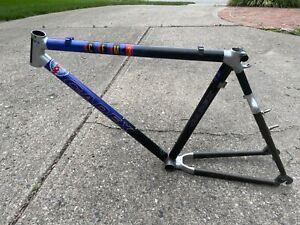 "VINTAGE RARE Giant Cadex CFM 3 carbon mountain bike MTB bicycle frame 20"""