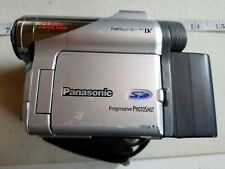 Panasonic Pv-Dc252D Camcorder 700X Zoom - For Parts