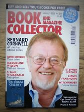 Book and Magazine Collector No. 264, January 2006 - Featuring Bernard Cornwell.