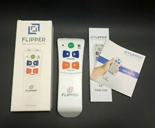 New listing Flipper Big Button Universal Remote for 2 Devices