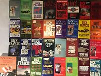 Dick Francis Audiobook Collection 41 Titles Unabridged Audio Books