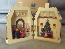 "AVON Winter Village Collection ""Home Sweet Home"" BRAND NEW In Original Box"