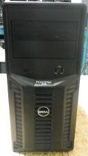 Dell PowerEdge T110 Tower Server Intel Core i3-540 DC 3.07GHz 4GB 2x250GB DVD
