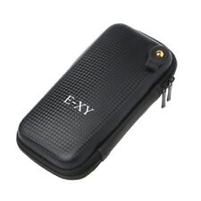 Portable EVA Dual Zipper Carrying Case Bag For EGO RDA RBA Electronic Cigarette