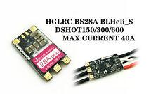 Hot Sale HGLRC BS28A BLHeli-S 28A ESC DShot for FPV Quadrocopter Drones-4 pcs