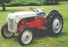 Ford Tractor 9N, 2N, 8N Service & Parts Manuals^