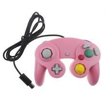 Manette pour Nintendo Wii, Wii U et Gamecube - Rose