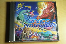 SPACE HARRIER shoot NEC PC Engine Hucard import JAP neuf new neu