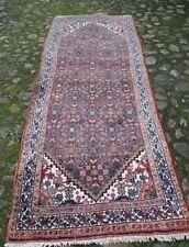 TAPPETO 104x300 Galleria Orient pattern mano intessuti corridoio tappeto/201