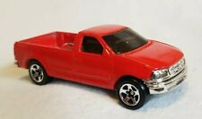 1996 Hot Wheels First Editions 1997 FORD F-150, 2/12 [Red], LOOSE, Mint
