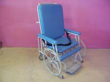 West 3 Stretchair MC-4HD Patient Medical Transfer Transport Chair Bed Gurney