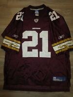 Sean Taylor #21 Washington Redskins NFL Reebok Retro Rewind Jersey 2XL 2X mens