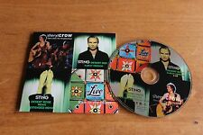 The Police - Sting / Mexico PromoCD / Desert Rose - Cheryl Crow - LIVE