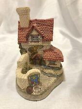 David Winter Cottages July St. Anne's Well Village 1989 Mint Dc#12