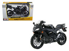HONDA CBR 1000RR BLACK 1/12 MOTORCYCLE MODEL BY MAISTO 31151