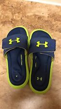 Youth Under Armour Flip Flops Size 3Y