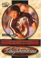 2005 SELECT POWER NRL INSPIRATIONS #3:ROYCE SIMMONS #153/175 PENRITH PANTHERS