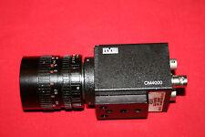 RVSI Machine Vision CCD Camera CM4000 Rev C with Fujinon 1:1.4/25mm lens