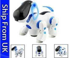 I ROBOT DOG Walking Nodding Childrens Kids Toys Blue/pink Puppy Electronic Dog