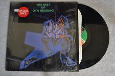 Otis Redding Best Of Funk Soul Record Vinyl lp Album