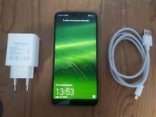 Huawei P20 Pro 128 Go Noir. Dual Sim.  Débloqué. Garantie 1 An + Accessoires