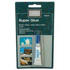 superpegamento 3g Adhesivo Fuerte Transparente para Plástico Cerámica Cristal