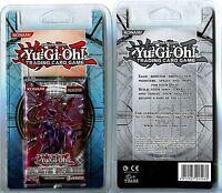 YUGIOH 1 BOOSTER de 9 Cartes en 1st Edition GALACTIC OVERLORD (2012) Blister