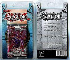 YUGIOH 1 BOOSTER de 9 Cartes en Ediiton 1st GALACTIC OVERLORD (2012) Blister