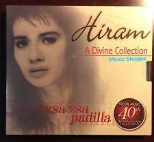 Zsa Zsa Padilla, Hiram Divine Collection 2-CD OPM Pinoy Music