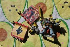 Warhammer 40k Space Marine Space Wolf Wolves Lord Ragnar Blackmane Metal OOP