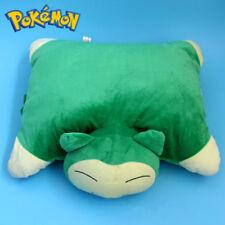 Pet Cushion Soft Plush Doll Xmas Toy Snorlax Pillow Pokemon cartoon Transforming