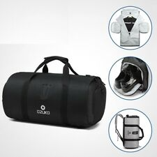 OZUKO Multifunction Men Travel Bag Waterproof Large Capacity Duffle Bag Suit