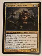 Grimgrin, Corpse-Born NM EDH Commander Pioneer Legendary Zombie Warrior Tribal