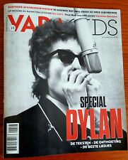 BOB DYLAN SPECIAL DUTCH TV GUIDE 15-21 APRIL 2017 VARA GIDS