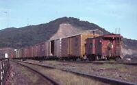 D&H DELAWARE & HUDSON Railroad ROCKVILLE BRIDGE PA Caboose Original Photo Slide