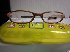 NICKELODEON NIC  I CARLY FLASH   in BROWN  47-16-130  Eyeglass Frames New