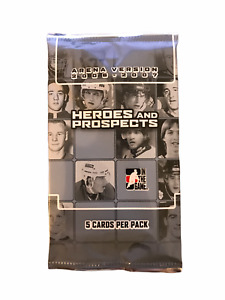 2006 - 2007 In The Game Heroes and Prospects Hockey Booster | 1 Pack | Rare
