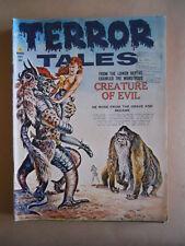 TERROR TALES #2 1971 Eeire Publication  [D32] BUONO