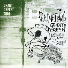 Green Grant Trio, Gr - Remembering Grant Green [New CD] Bonus Tra