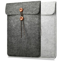 Cover Laptop Bag Notebook Pouch Sleeve Case For MacBook Air Pro Retina 11 13 15