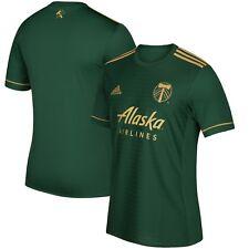 Men's Portland Timbers adidas MLS Replica Jersey Adult XXL